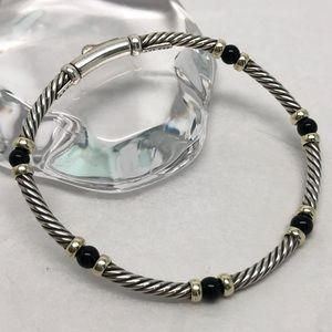 DAVID YURMAN Petite Hampton Cable Bracelet